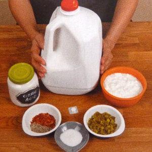 Ингредиенты на 700 г готового продукты