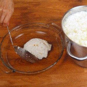 Кулинарный мастер класс Рецепт домашнего сыра с перцем. Шаг 8