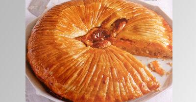 Рецепт пирога из слоеного теста