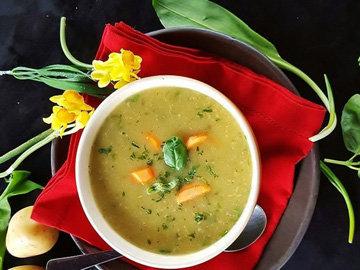 Первое - борщ или суп