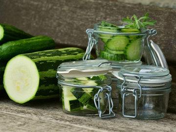 соленые и маринованные овощи