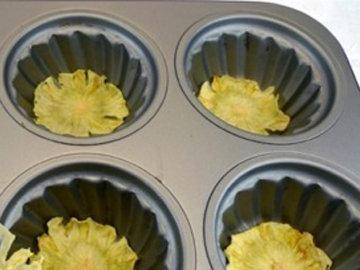 Высушить ананасовые цветы
