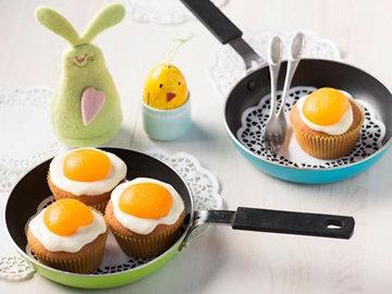 Маффины напомнят о яйце