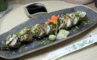 Рецепты суши и роллов