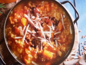 Суп из красной чечевицы подходит для Поста