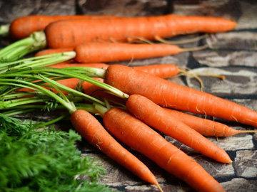 Суфле морковное