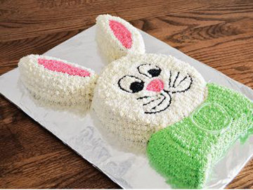 Торт-зайчик 1