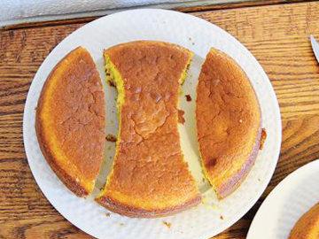 Торт-зайчик 2