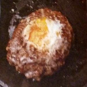 Котлета с яйцом 2