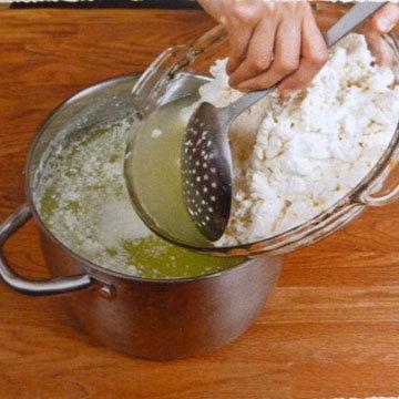 Кулинарный мастер класс Моцарелла рецепт. Шаг 9