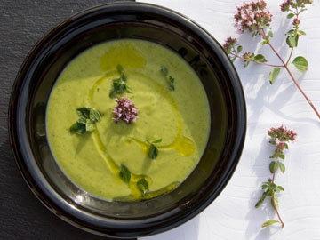 готовить холодные супы