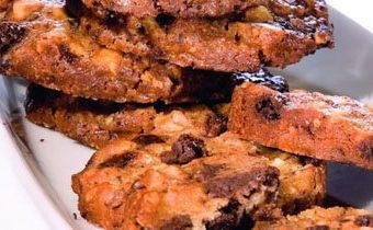 Ореховое печенье Алена Дюкасса