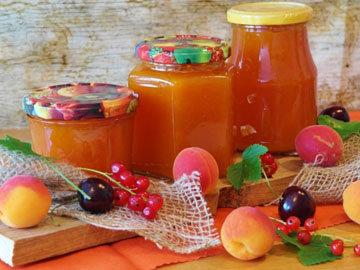 Абрикосовое с персиками 2
