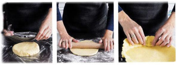 Пирог пай с мясной начинкой (говядина) 2