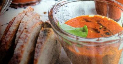 Холодный суп рецепт