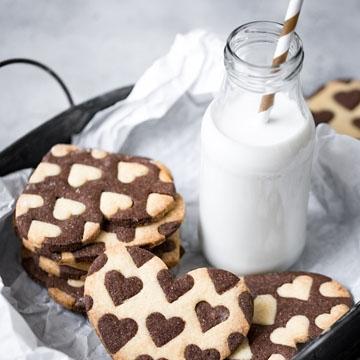 Печем печенье для детей