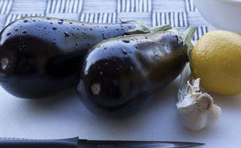 Простые блюда из баклажанов