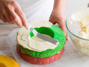 Торт М&М 3