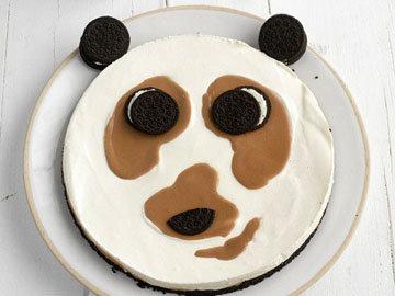 Торт Панда-мишка