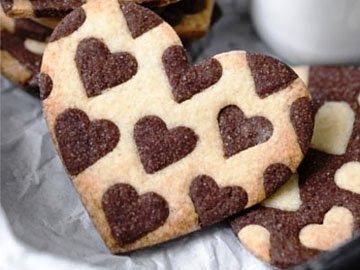 печенье с оригинальным оформлением