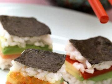 Sushi-Sandwiche