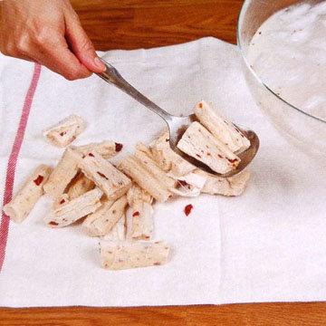Кулинарный мастер класс Как сделать сыр филата 20