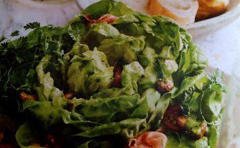 Овощные салаты рецепты