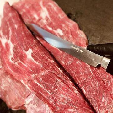 нарезать мясо бабочкой