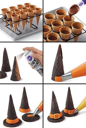 Как приготовить маффины на Хэллоуин 2
