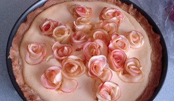 яблоневые розы 5