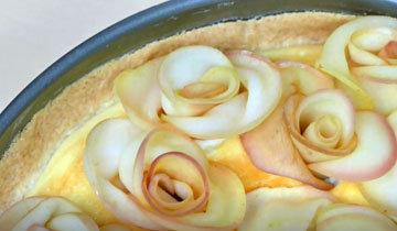 яблоневые розы 6