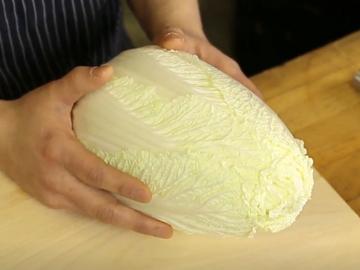 Кулинарный мастер класс Капуста кимчи 1