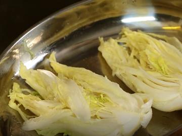 Кулинарный мастер класс Капуста кимчи 12