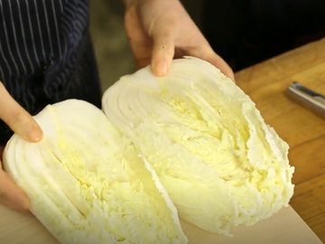 Кулинарный мастер класс Капуста кимчи 2