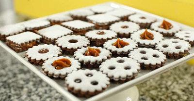 печенье Alfajores