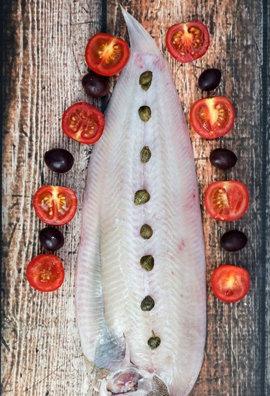 Пошированная рыба