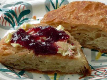 Аберденское печенье или шотландские булочки