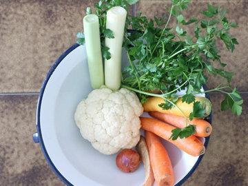 Овощи в сыром и вареном виде