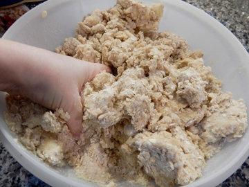 Овсяное печенье (печенье агрессивное)