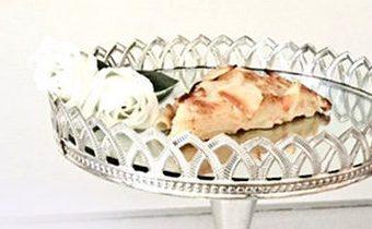 Пирог без муки с овощами