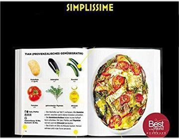рецепты в серии книг SIMPLISSIME