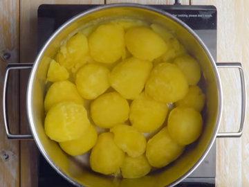 5. приготовить картофель