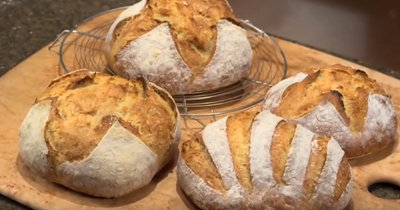 Домашний хлеб рецепт 5-минутка