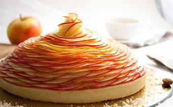 Пирог с яблоками рецепт для праздников