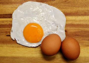 Яйца укрепляют иммунную систему