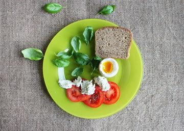 Яйца - ценный источник энергии