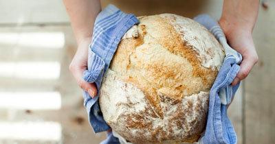 Рецепт домашнего хлеба в Пост на хмелю