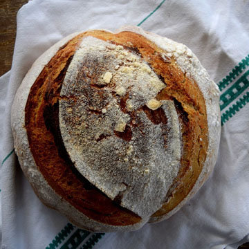 Рецепт домашнего хлеба на хмелю