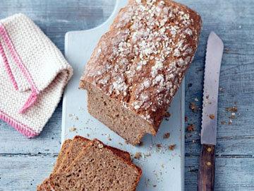 Рецепт хлеба в Пост