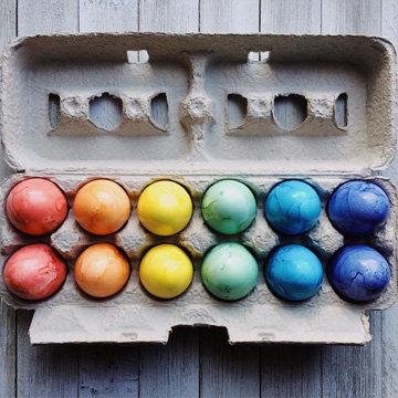 Яйца-крашанки или писанки